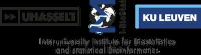 I-Biostat logo